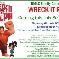 Wreck-It Ralph open Air Cinema